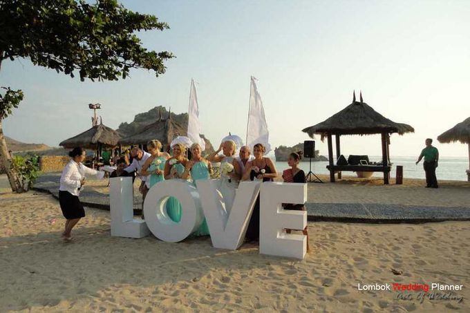 Wedding in Novotel Lombok by lombok wedding planner - 011