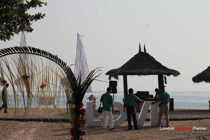 Wedding in Novotel Lombok by lombok wedding planner - 013