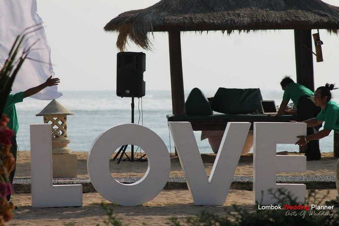 Wedding in Novotel Lombok by lombok wedding planner - 014