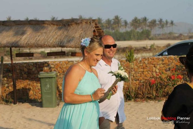 Wedding in Novotel Lombok by lombok wedding planner - 021