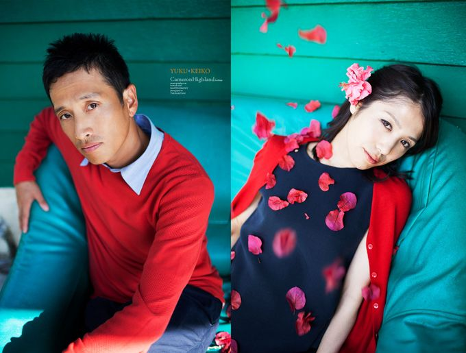 The best of  Pre-Wedding in Cameron Highland by maxtography - 033