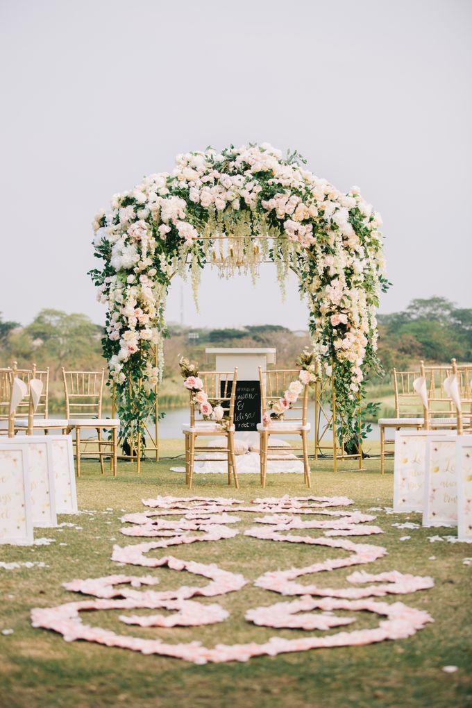 Wedding of Gunawan & Melisa by isamare - 010