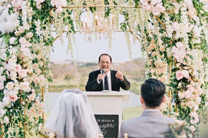 Wedding of Gunawan & Melisa by isamare - 020