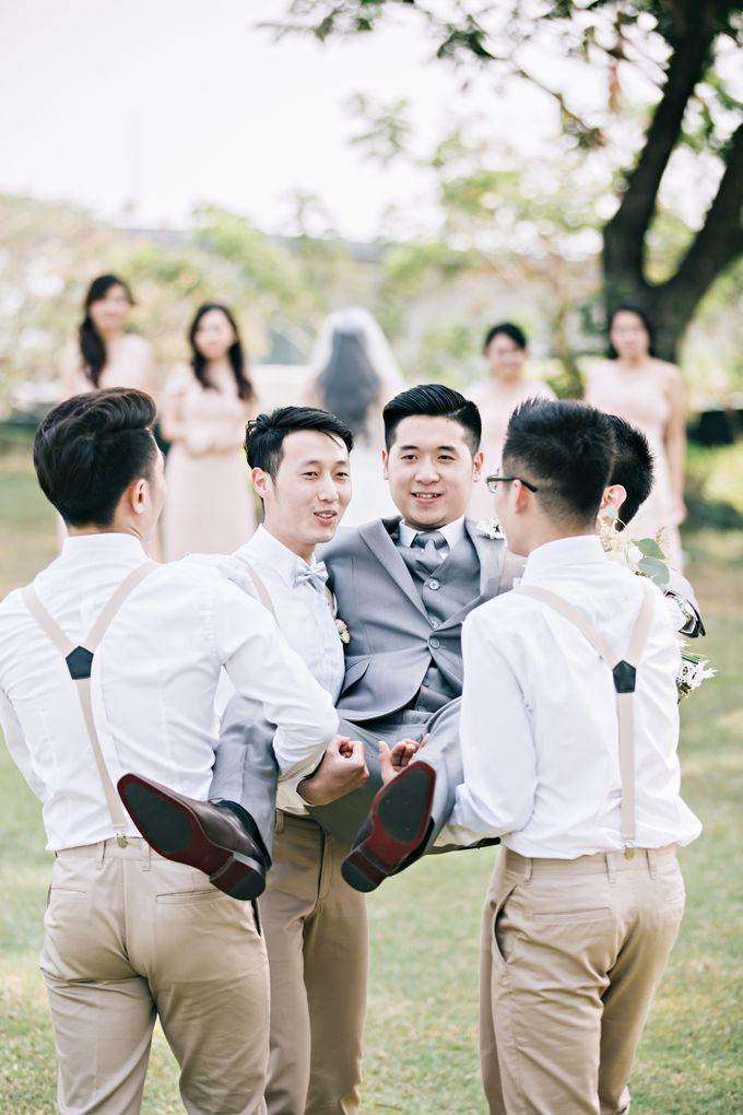 Wedding of Gunawan & Melisa by isamare - 004