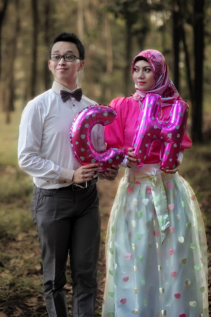 PRA WEDDING by bafizh photography - 003