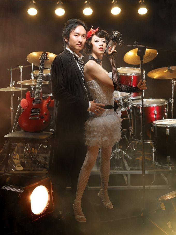 Groovy Couple Pre Wedding by PerakMas Exclusive Wedding's Portfolio - 002
