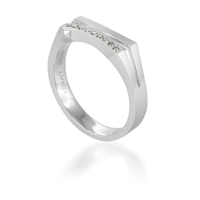 The Vow Collection by Lovemark Diamond - 007