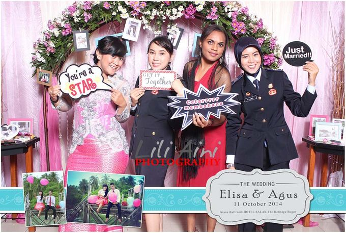 Photobooth by Lili Aini Photography - 014