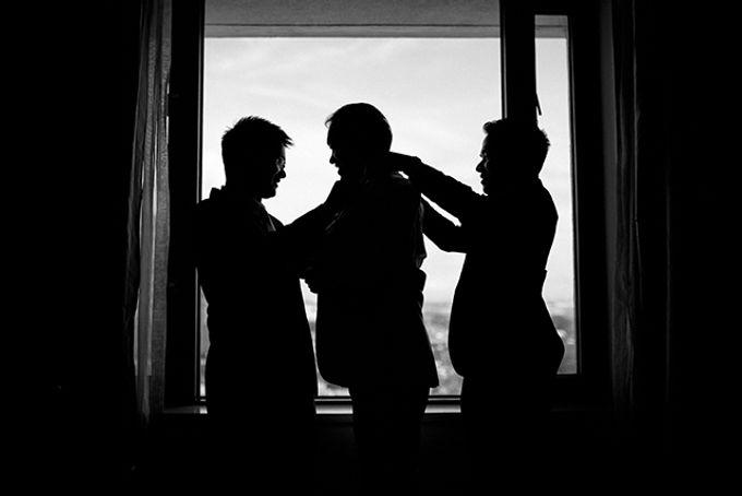 Radisson Blu Hotel Wedding by Lloyed Valenzuela Photography - 015