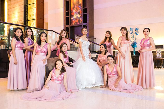 Radisson Blu Hotel Wedding by Lloyed Valenzuela Photography - 002