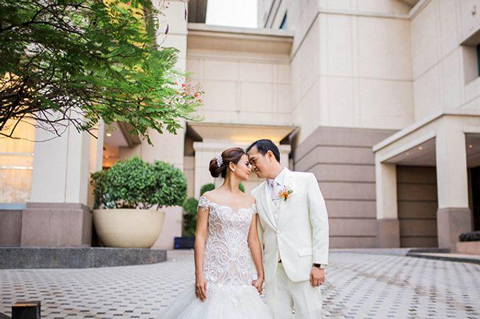 Radisson Blu Hotel Wedding by Lloyed Valenzuela Photography - 027