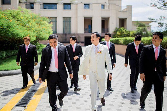 Radisson Blu Hotel Wedding by Lloyed Valenzuela Photography - 039