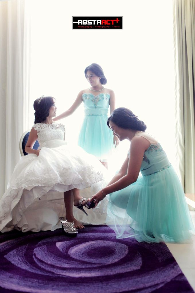 Wedding event of Reynold & Claudy by Holiday Inn Bandung Pasteur - 008