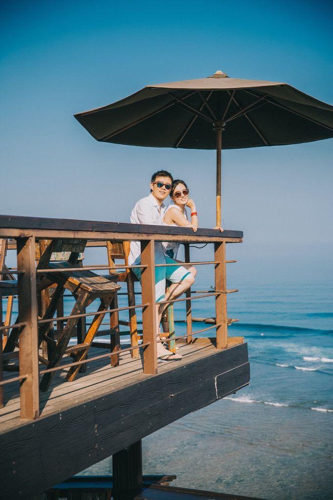 Han & Liam Pre-Wedding by Pixeldust Wedding Photography - 002