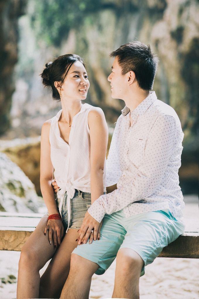 Han & Liam Pre-Wedding by Pixeldust Wedding Photography - 011