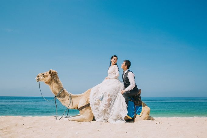 Han & Liam Pre-Wedding by Pixeldust Wedding Photography - 015