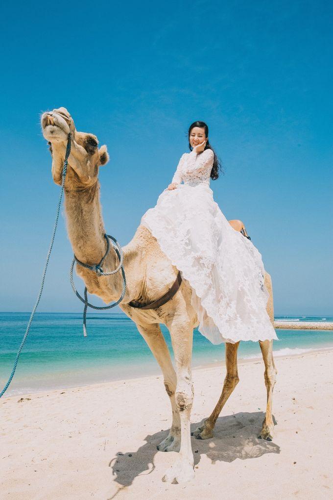 Han & Liam Pre-Wedding by Pixeldust Wedding Photography - 016