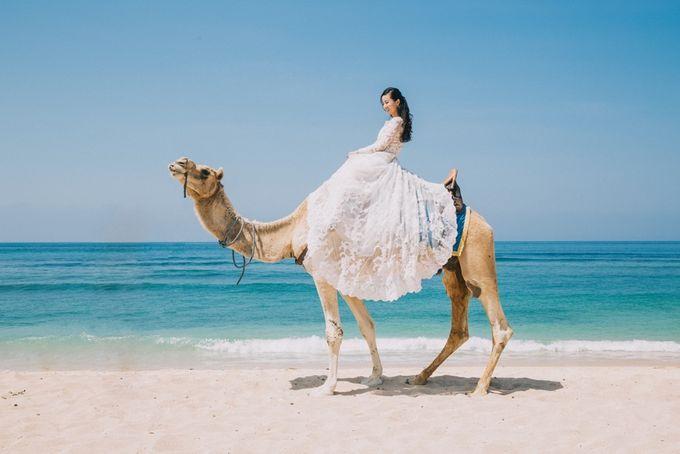 Han & Liam Pre-Wedding by Pixeldust Wedding Photography - 017