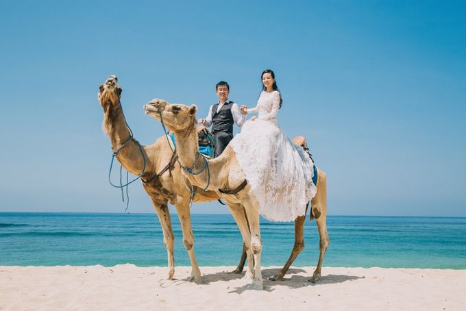 Han & Liam Pre-Wedding by Pixeldust Wedding Photography - 018