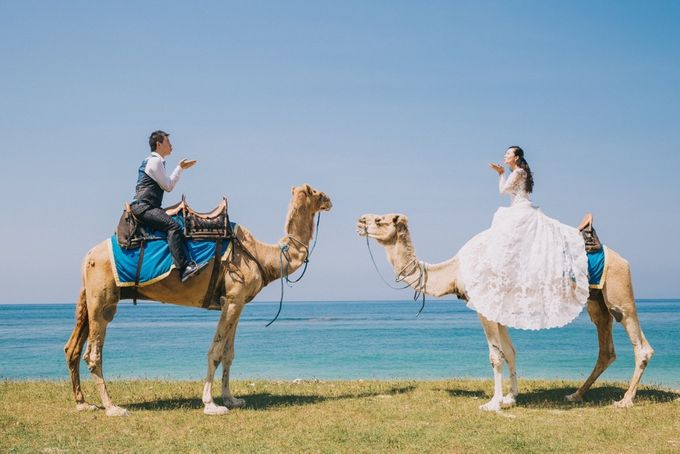Han & Liam Pre-Wedding by Pixeldust Wedding Photography - 019