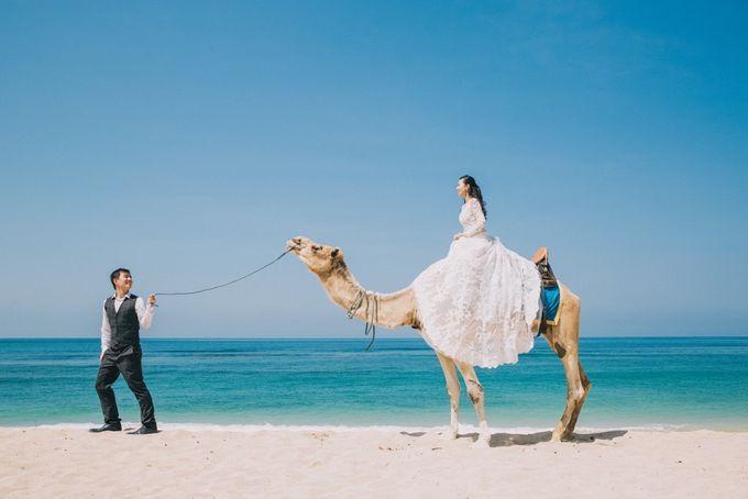 Han & Liam Pre-Wedding by Pixeldust Wedding Photography - 020