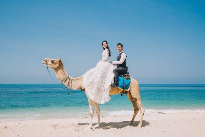 Han & Liam Pre-Wedding by Pixeldust Wedding Photography - 021