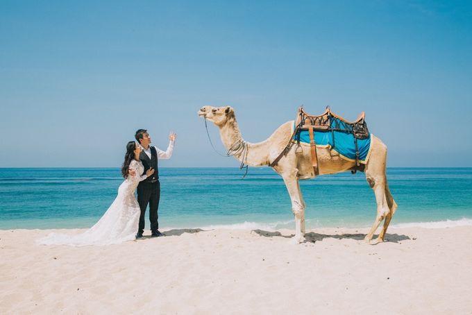 Han & Liam Pre-Wedding by Pixeldust Wedding Photography - 022