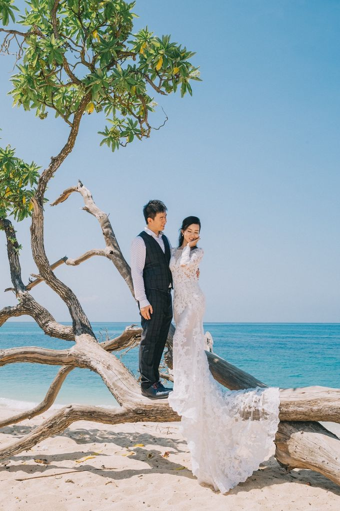 Han & Liam Pre-Wedding by Pixeldust Wedding Photography - 023