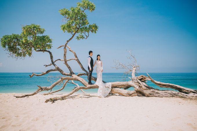 Han & Liam Pre-Wedding by Pixeldust Wedding Photography - 024