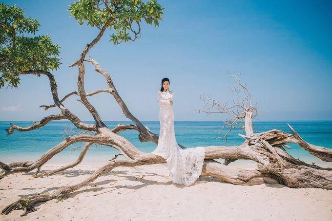 Han & Liam Pre-Wedding by Pixeldust Wedding Photography - 025