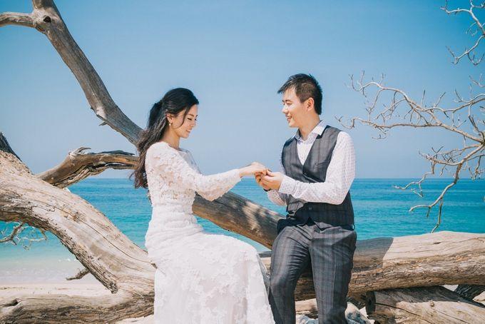 Han & Liam Pre-Wedding by Pixeldust Wedding Photography - 027