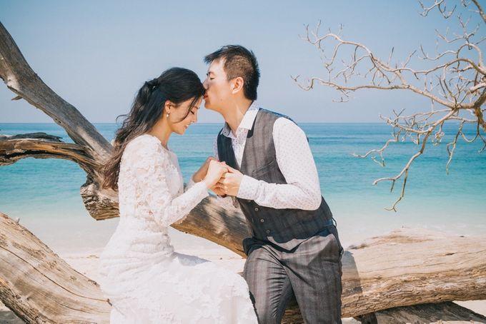 Han & Liam Pre-Wedding by Pixeldust Wedding Photography - 028