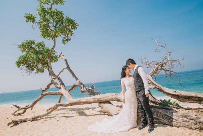 Han & Liam Pre-Wedding by Pixeldust Wedding Photography - 029