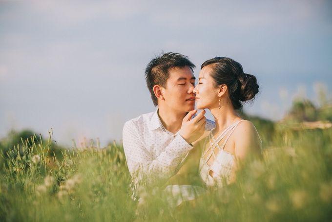 Han & Liam Pre-Wedding by Pixeldust Wedding Photography - 031