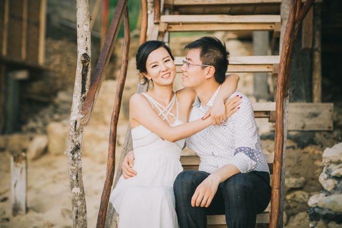 Han & Liam Pre-Wedding by Pixeldust Wedding Photography - 032