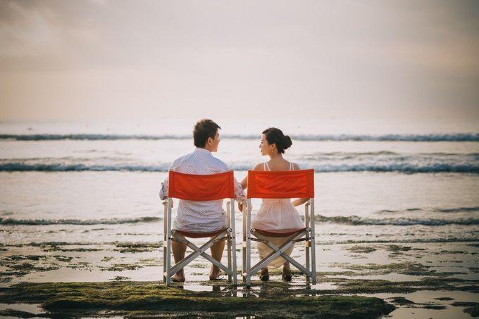 Han & Liam Pre-Wedding by Pixeldust Wedding Photography - 035