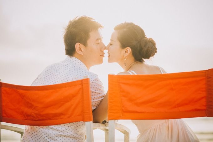 Han & Liam Pre-Wedding by Pixeldust Wedding Photography - 037