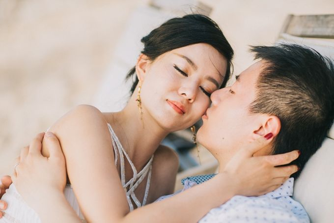 Han & Liam Pre-Wedding by Pixeldust Wedding Photography - 038