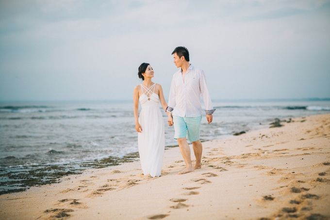 Han & Liam Pre-Wedding by Pixeldust Wedding Photography - 042