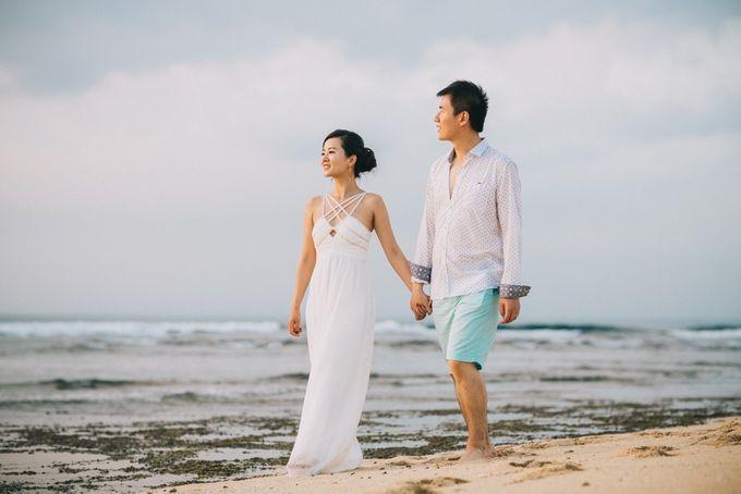 Han & Liam Pre-Wedding by Pixeldust Wedding Photography - 043