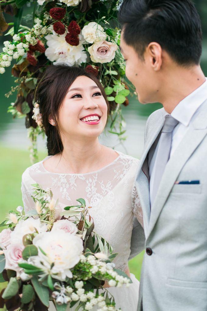 Han & Winnie Love Story by Zinny Theint Make-up Artistry - 001