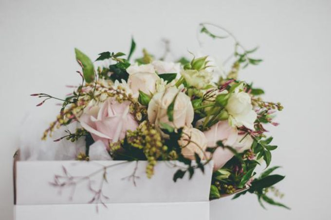 A french inspired intimate wedding by Ginger Lily & Rose Floral Studio - 004