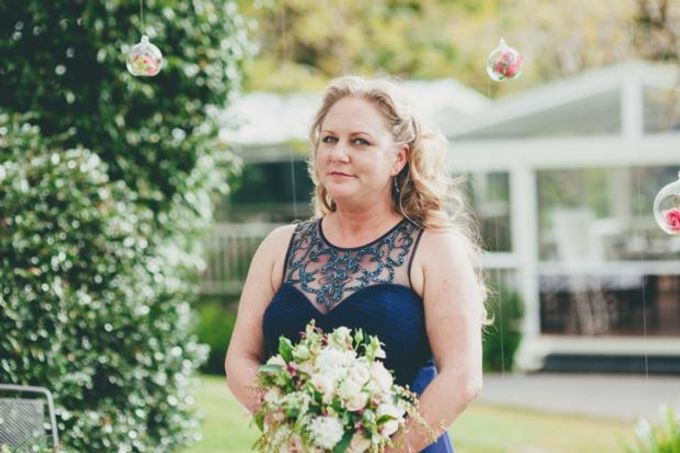 A french inspired intimate wedding by Ginger Lily & Rose Floral Studio - 012