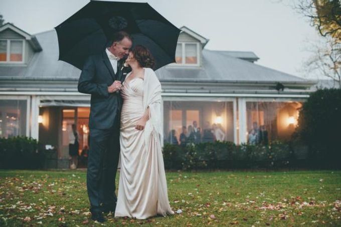 A french inspired intimate wedding by Ginger Lily & Rose Floral Studio - 015