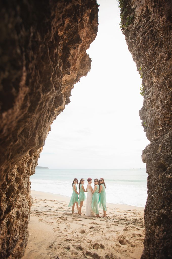 Pre wedding & Bridesmaid by Omelett3 Studio - 001
