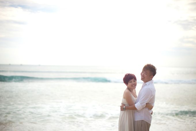 Pre wedding & Bridesmaid by Omelett3 Studio - 004