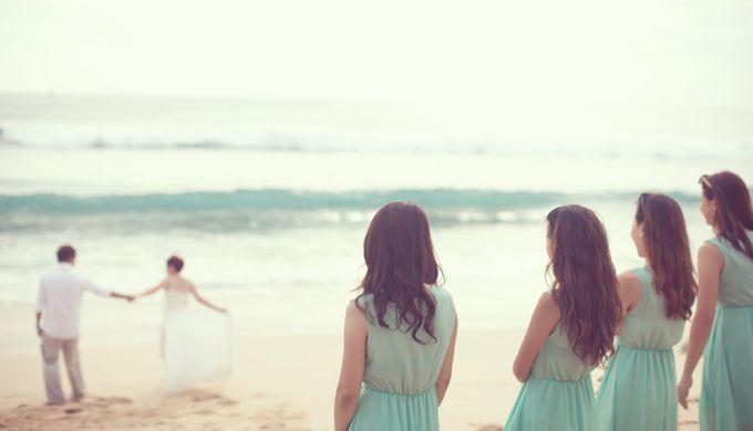 Pre wedding & Bridesmaid by Omelett3 Studio - 005