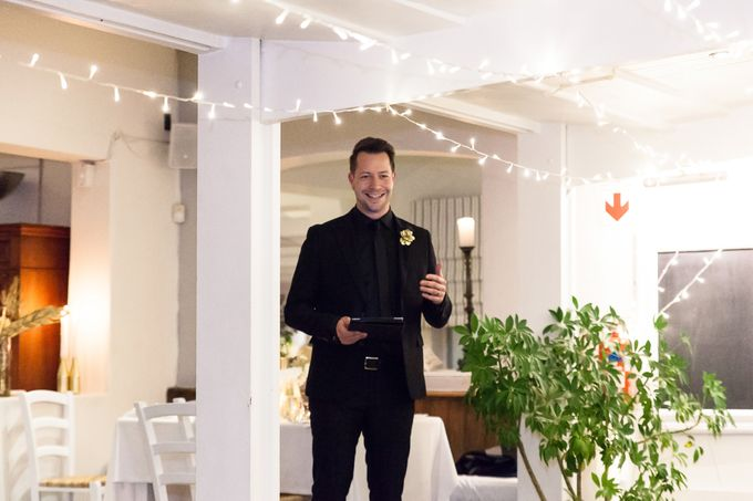 Black & Gold Winter Wedding Chic by Leanne Love Photography - 044