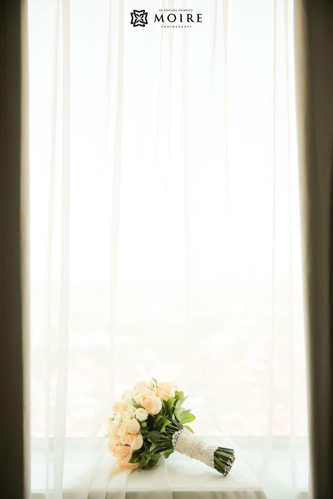 Wedding Hartono & Meili by Sheraton Surabaya Hotel & Towers - 001