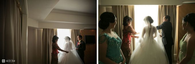 Wedding Hartono & Meili by Sheraton Surabaya Hotel & Towers - 005